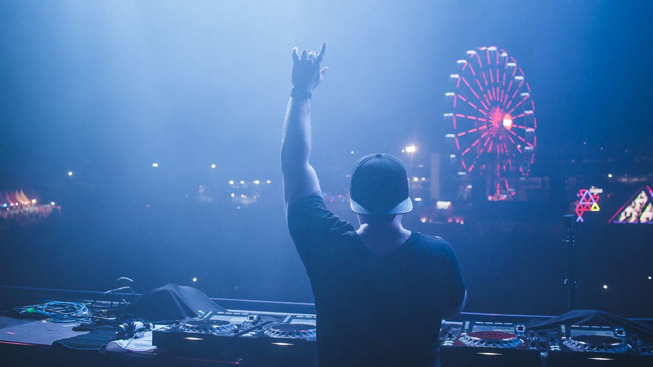 .El DJ holandés Hardwell está en el cartel de festivales como el MEO Sudoeste (Portugal)