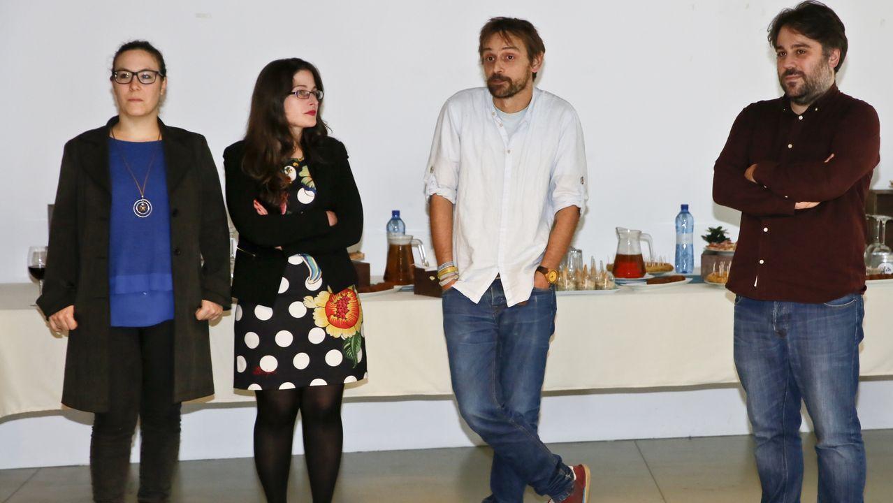 El director asturiano Sergio G.Sánchez
