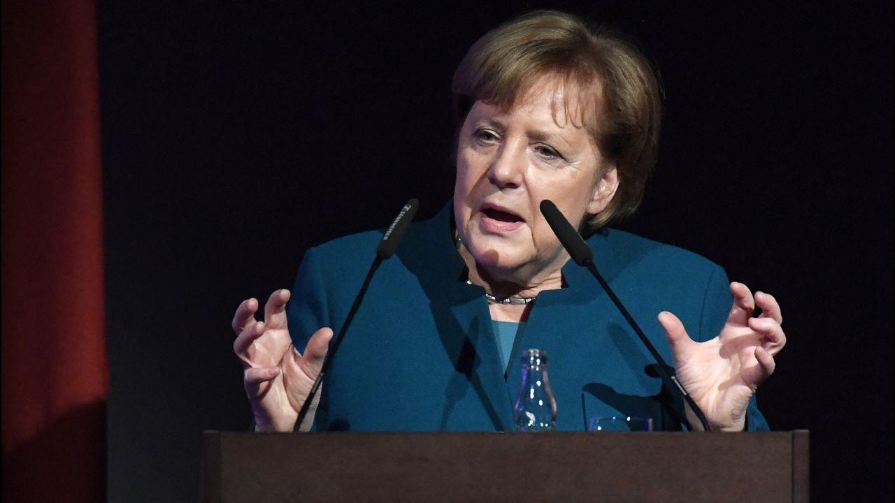 Merkel no está de acuerdo con la iniciativa de su ministro de Trabajo, el socialdemócrata Heil