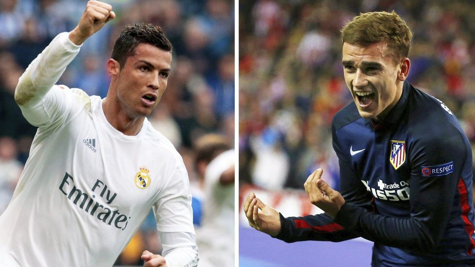 Real Madrid - Atleti, en imágenes