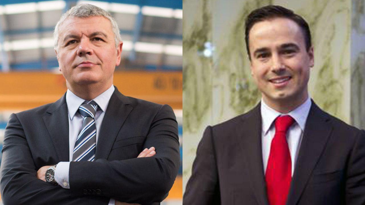 Belarmino Feito, nuevo presidente de FADE.Belarmino Feito y Alejandro Dïaz, candidatos a la presidencia de FADE