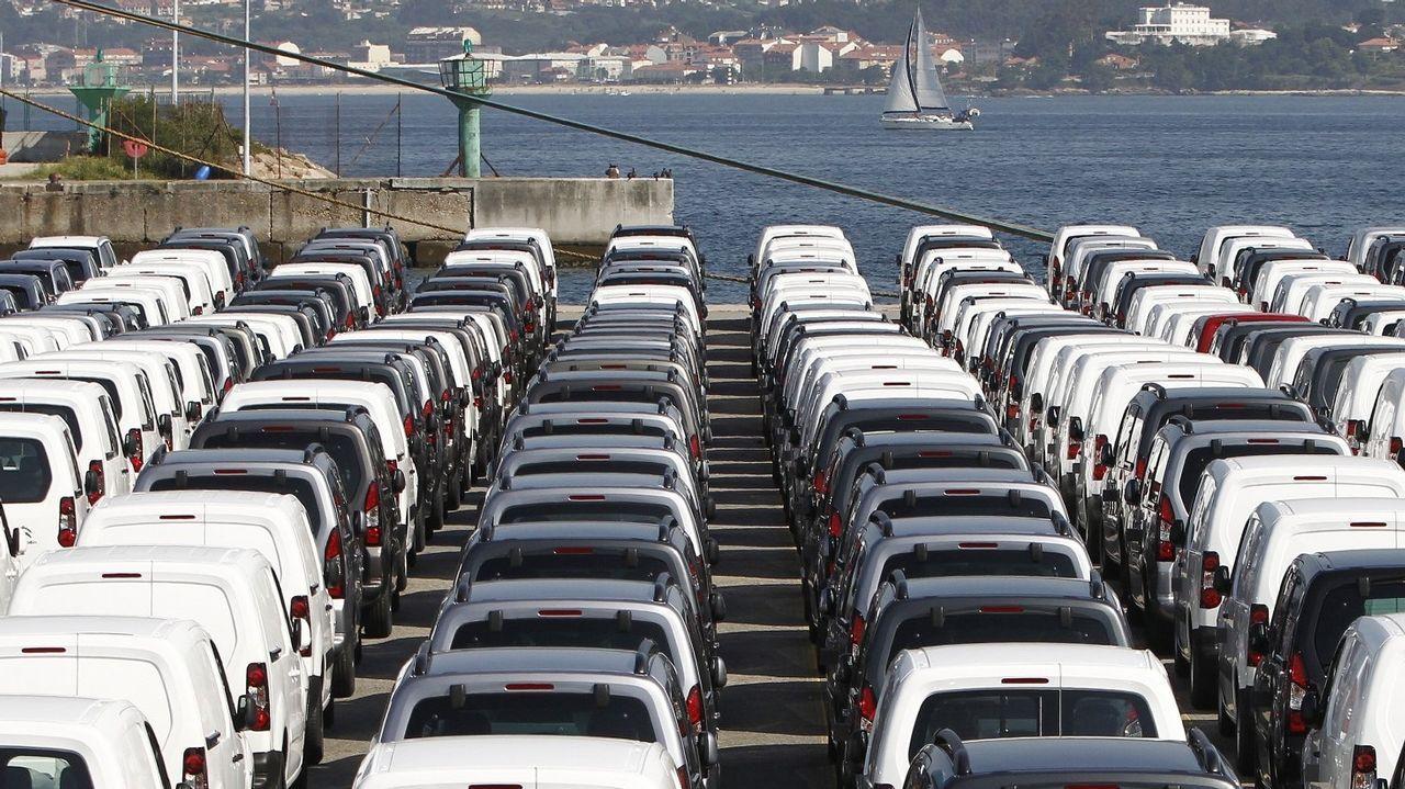 Así es el buque que construye Barreras en Vigo