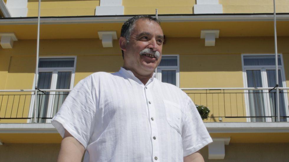 Benitor Portela se convierte en el nuevo regidor sadense.Portela no se considera alcalde virtual pese a los apoyos expresados.