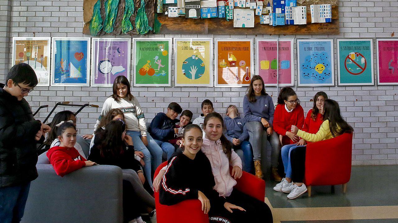 Los estudiantes extranjeros de la USC presumen de país en el International Day