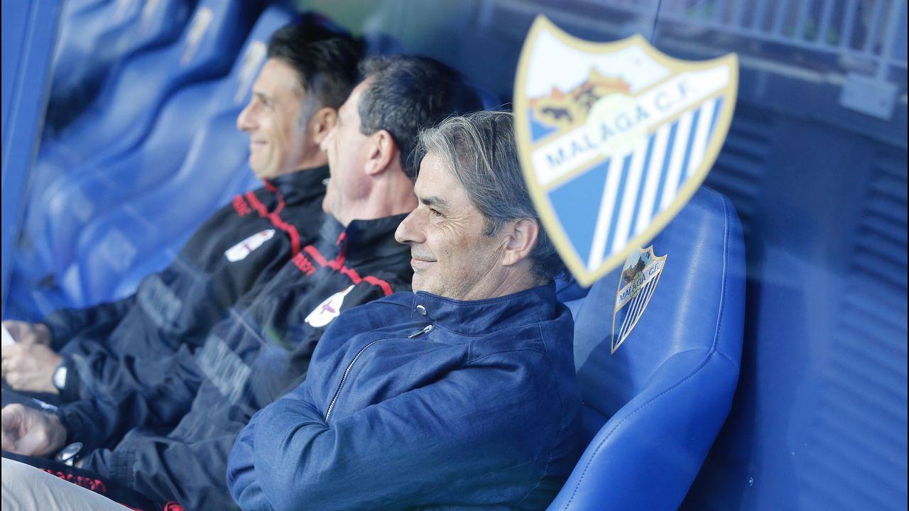 Tejera Javi Munoz Cadiz Real Oviedo Carranza.Carlos Martínez en El Requexón