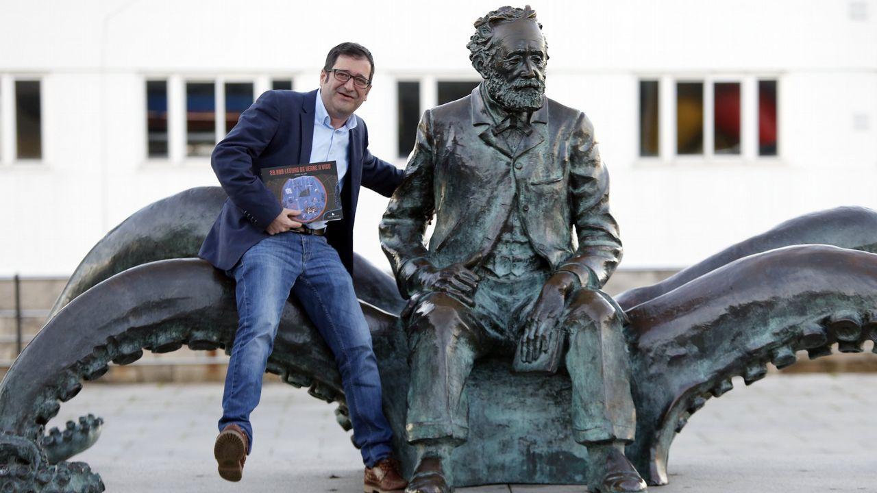 Fiesta sorpresa a Merchi Álvarez presidenta de GaliciAME por su 31 cumpleaños.Duarte fue jefe del Greco en Galicia durante once años
