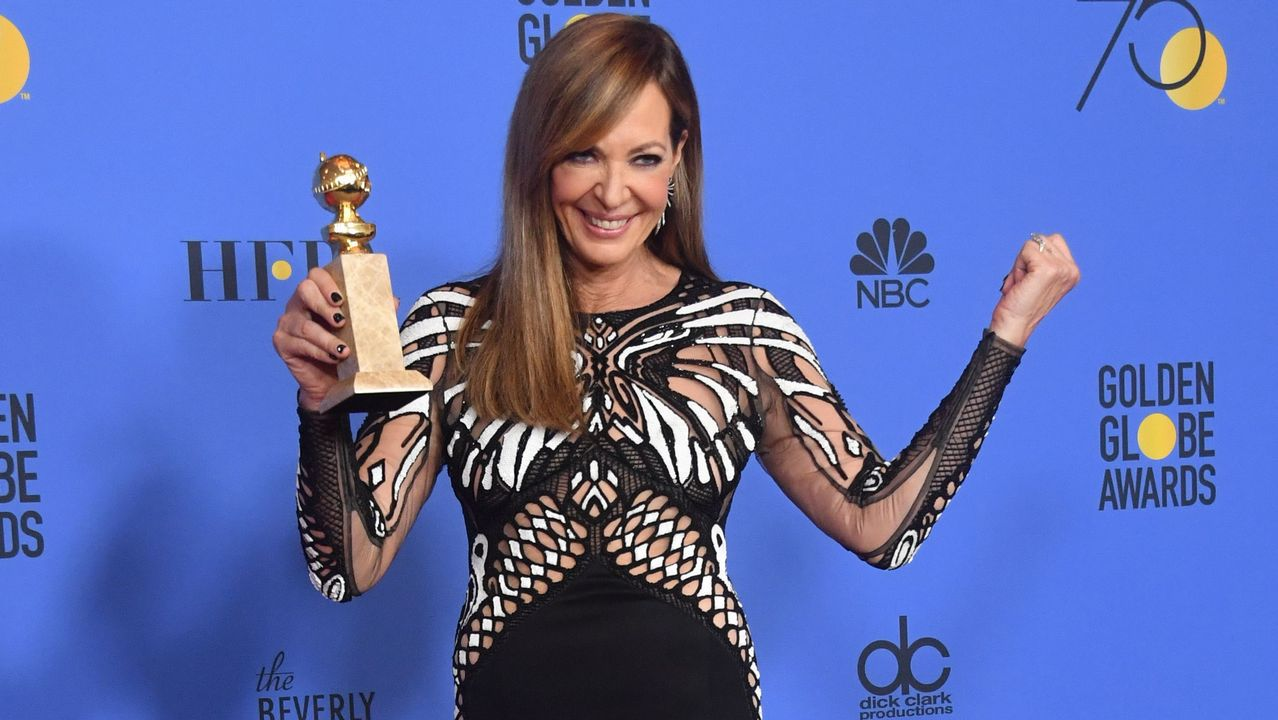 Mejor actriz secundaria: Allison Janney, por «Yo, Tonya»