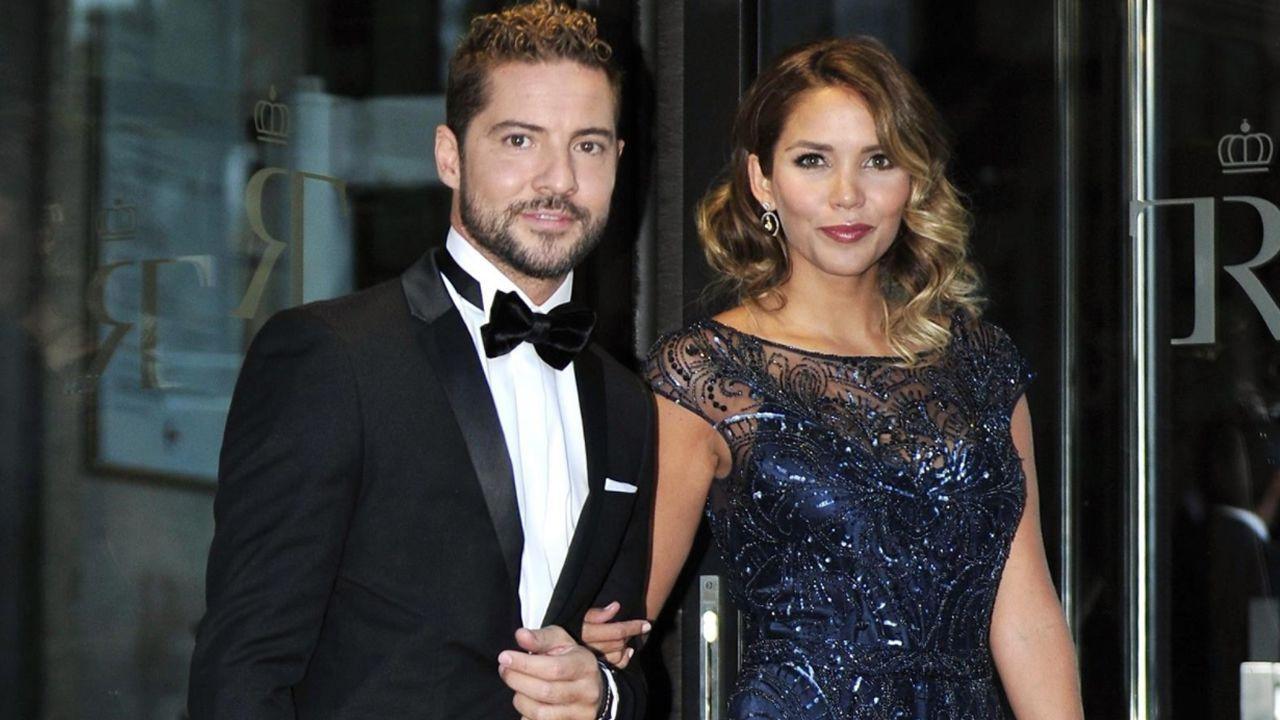 David Bisbal y Rosanna Zanetti se casan en secreto.Melendi
