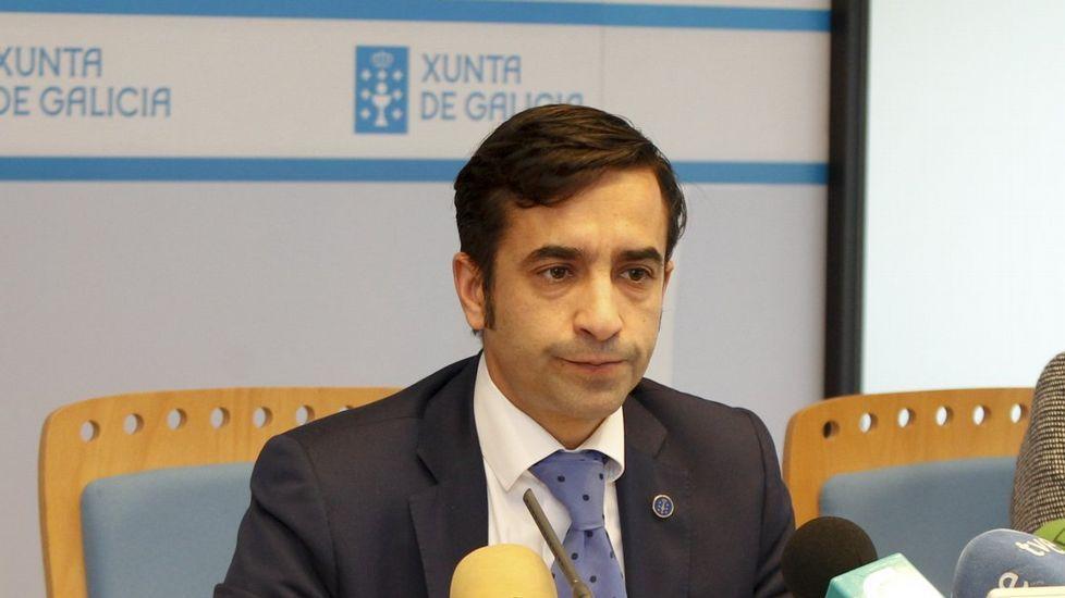 .José Manuel Rey Varela, conselleiro de Política Social
