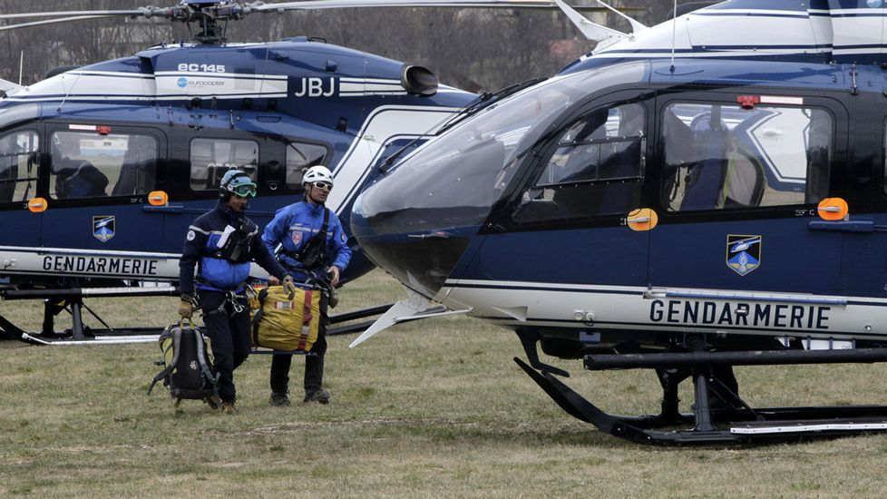 La búsqueda de los fragmentos del vuelo MH370 en Reunión