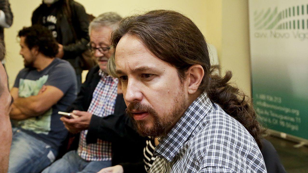 Puigdemont presenta su lista para el 21D en Brujas.Mientras sus excompañeros del Gobierno intentan salir de prisión, Puigdemont se relaja asistiendo a la ópera en Gante