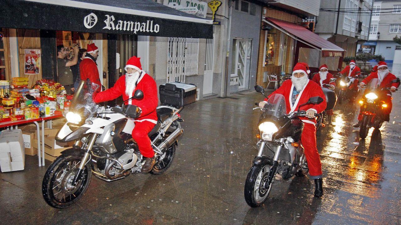 Así son las nuevas motos de la Guardia Civil