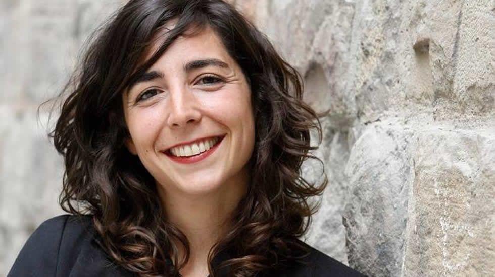 La selección Asturiana en el Campeonato de España de Ciclismo en Pista celebrado en Tafalla.Laura Pérez, portavoz de Podemos en el Parlamento de Navarra