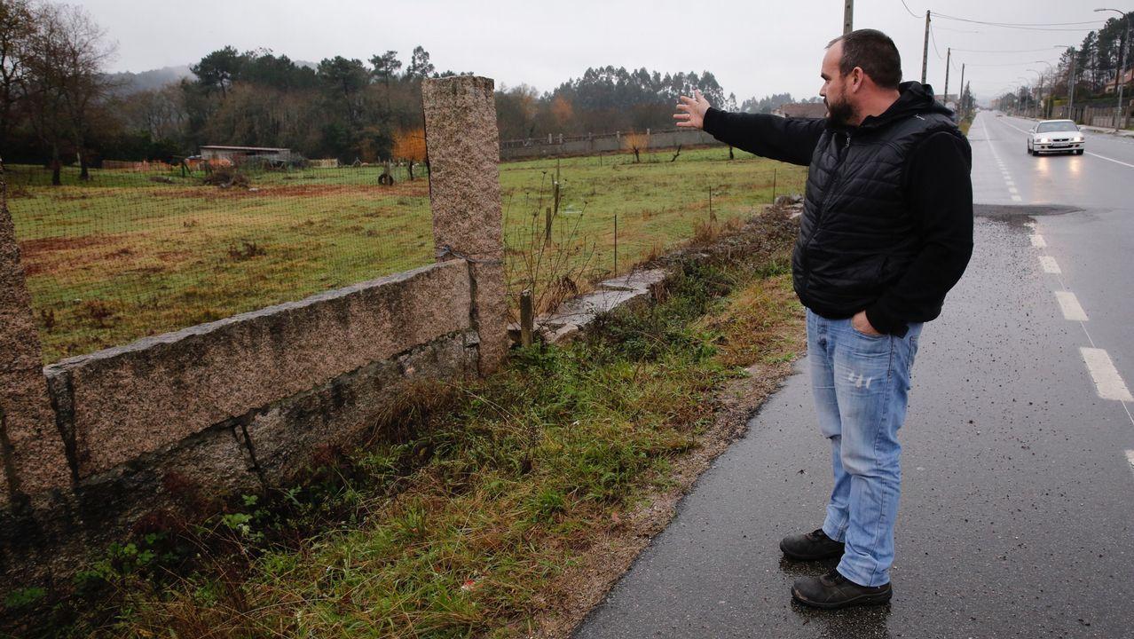 «Se non se agrupara a terra non me tería posto a plantar viñedos»