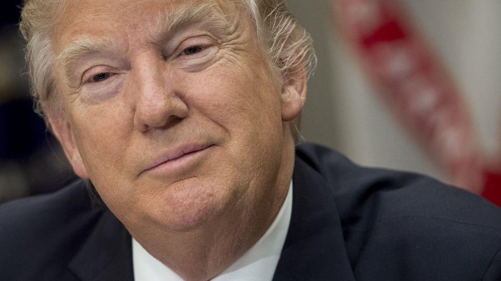 Sale a la luz por primera vez la declaración de la renta de Donald Trump del 2005