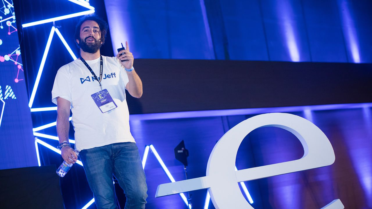 El éxito de Mr. Jeff ha convertido a Eloi Gómez en uno de los emprendedores más conocidos del ecosistema startup