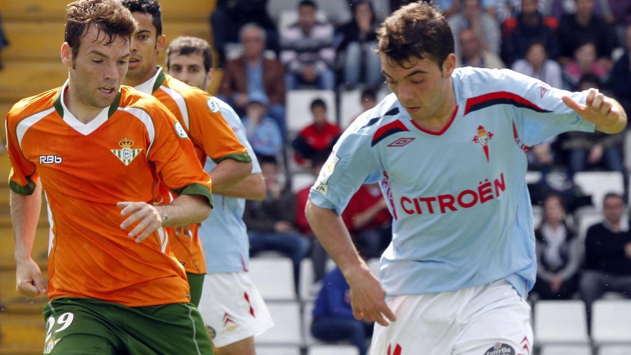 39 - Celta-Betis (1-1) el 18 de abril del 2010
