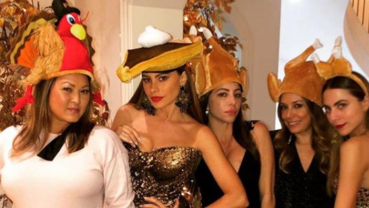 Música clásica con marionetas y mucho humordesde Ferrol.A la actriz Sofía Vergara se le subió el pavo a la cabeza en Acción de Gracias