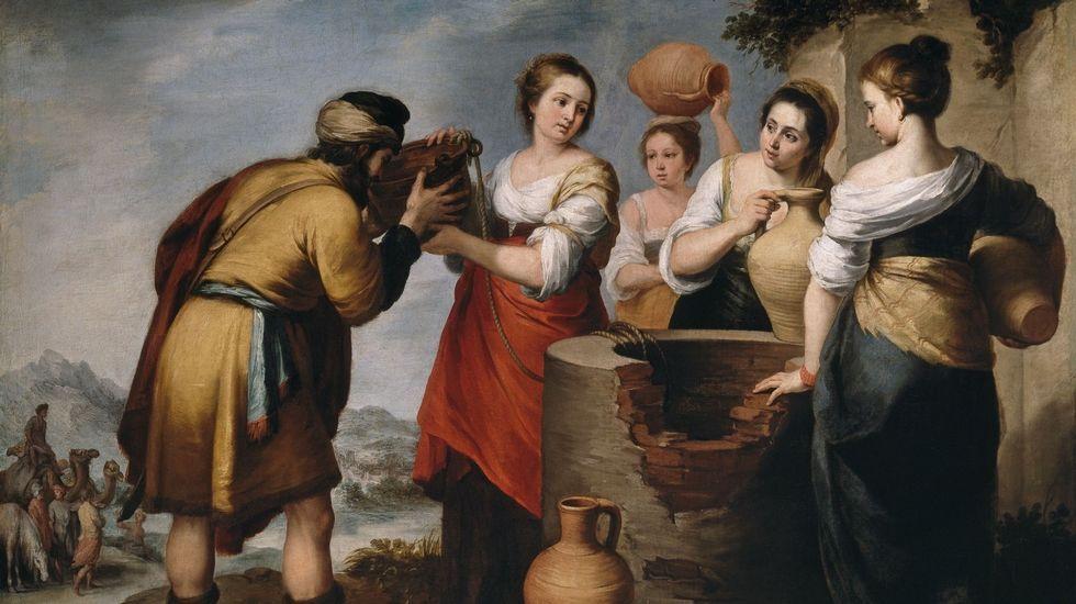 .«El aguador de Sevilla» (1620), de Diego Velázquez. Apsley House, Londres