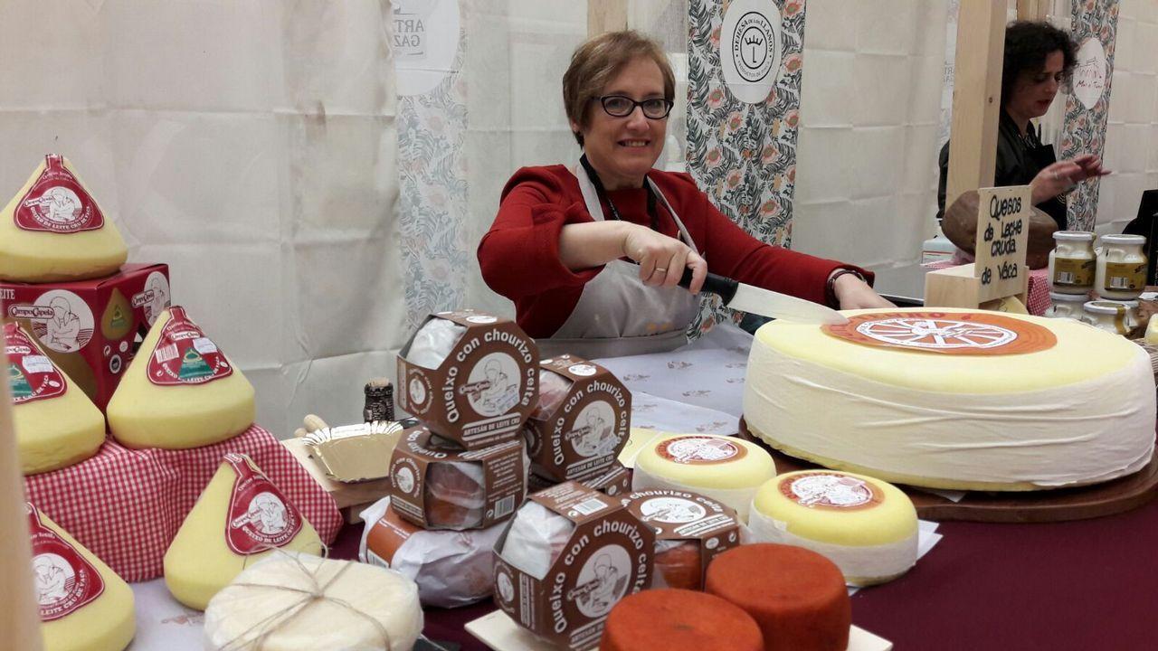 El proceso de tratamiento de la manzana y elaboración de la sidra en San Roman, Asturias