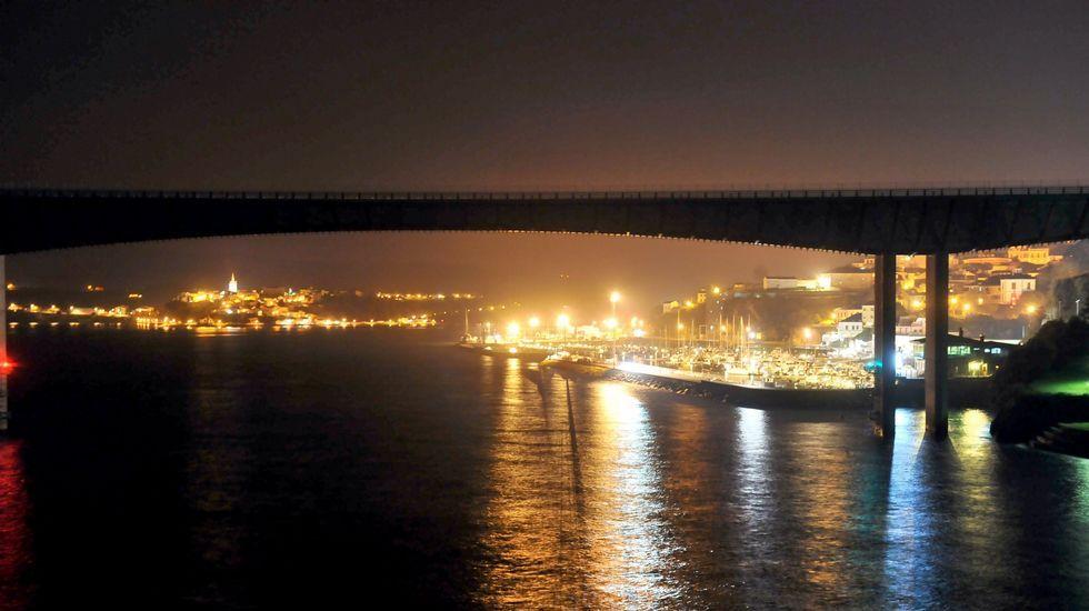 La nube procedente de Arcelor que alertó a los vecinos de Gijón.La nube procedente de Arcelor que alertó a los vecinos de Gijón