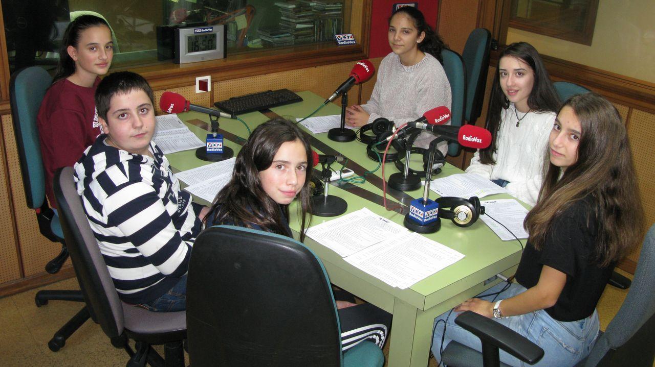 Así foi a entrega de premios dos Contos de Nadal en Muxía.Precandidatos a las primarias del PSOE Coruña