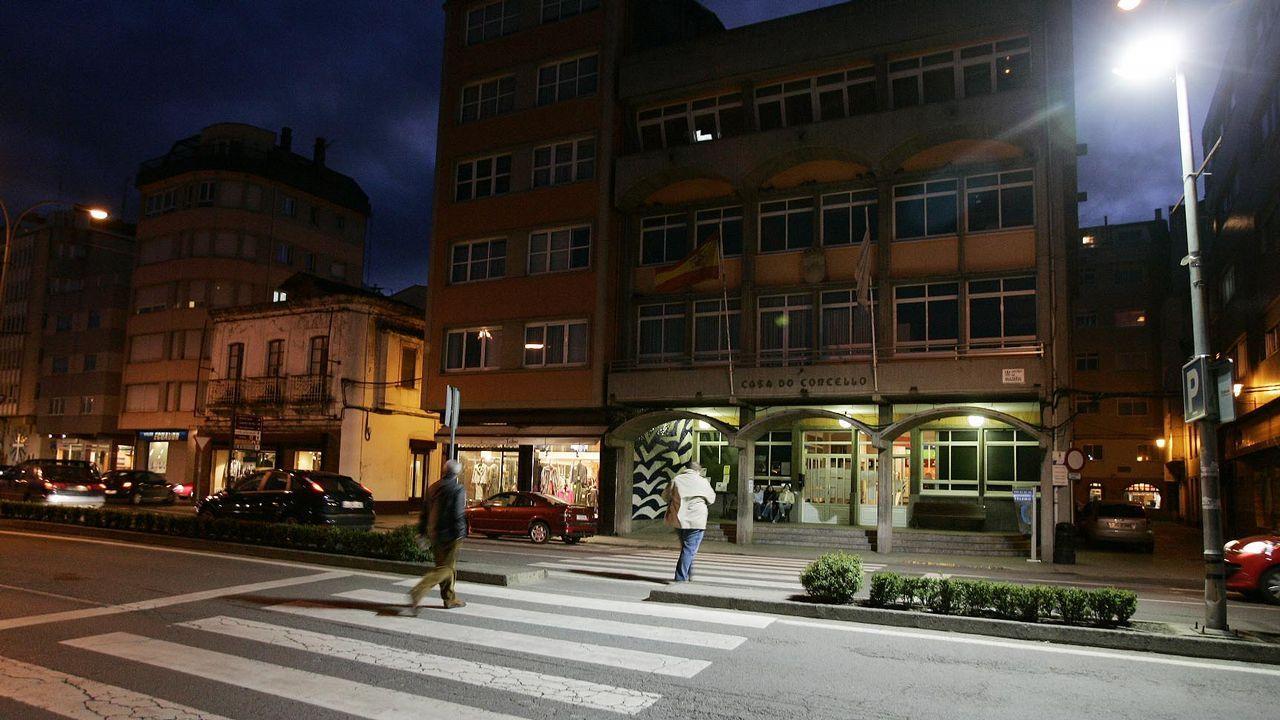 Juicio al exalcalde de Sada, Ernesto Anido, por prevaricación