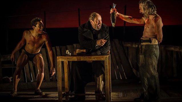 El Palacio Valdés acogerá el 10 de mayo la interpretación de Josep María Pou en el clásico «Moby Dick»