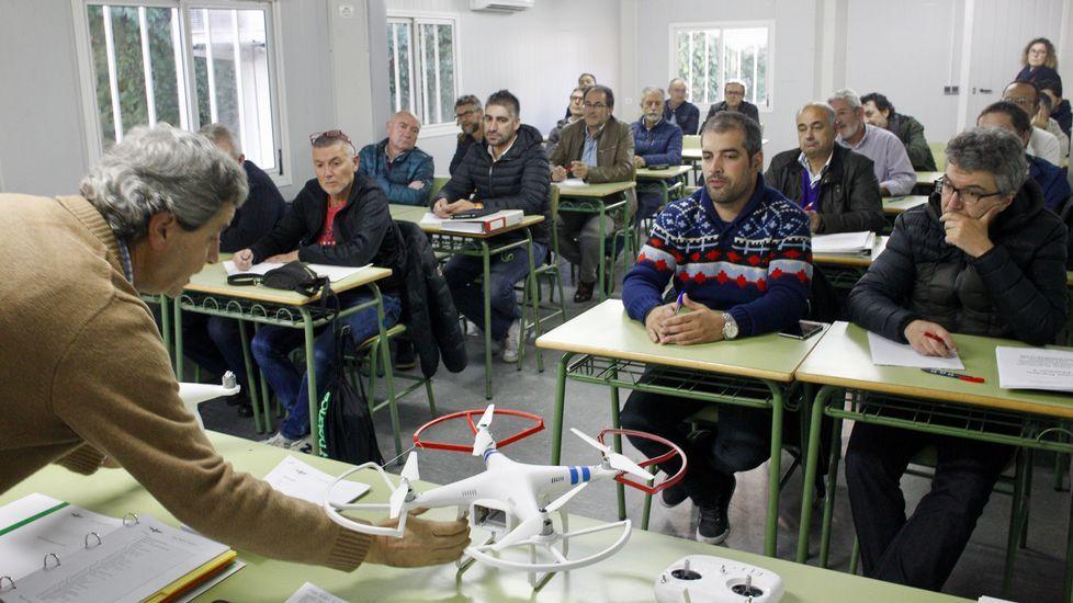 Sandamil es uno de los socios de la SAT Vereda con sede en Pacios.