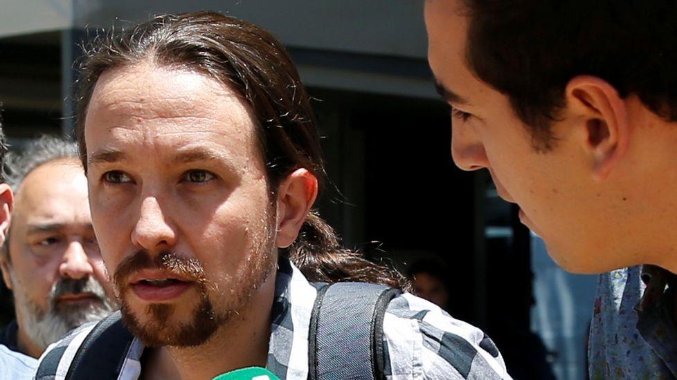 Alberto Rodríguez, de Podemos.