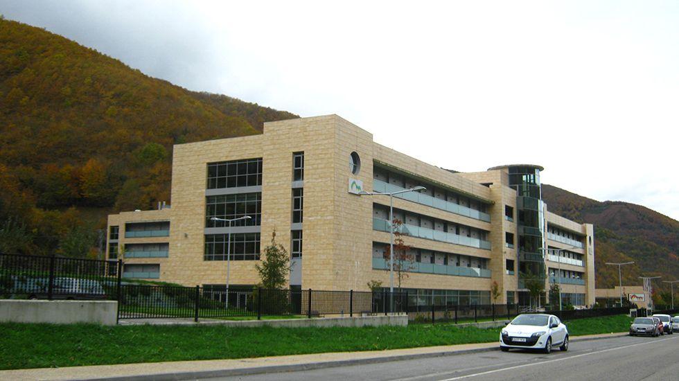 Residencia de Felechosa.Residencia del Montepío