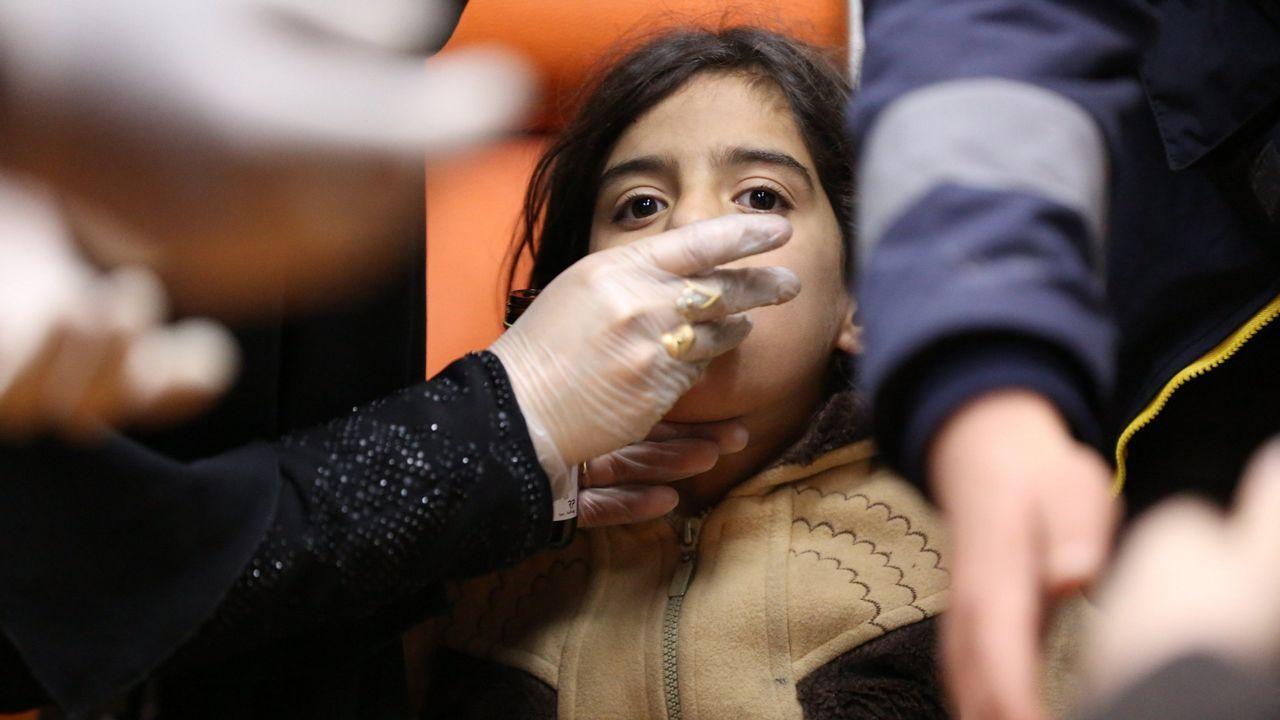 El día después del ataque sobre Siria