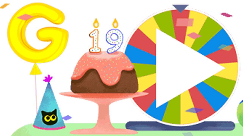 John Harrison, el relojero que protagoniza el doodle de Google.Propuesta de doodle de Google en homenaje a Asturias