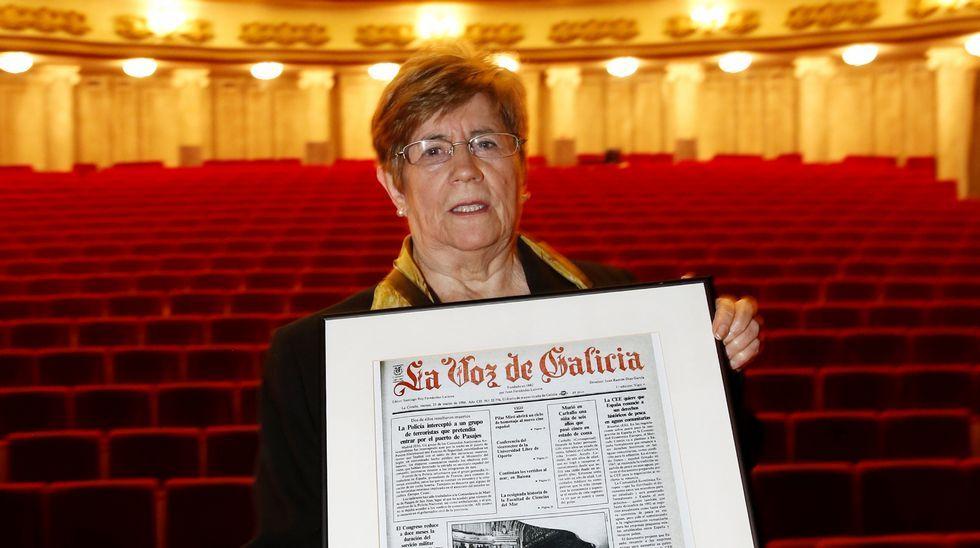 «Trabajar casi 30 años en el teatro me hizo reír unos días y llorar otros»