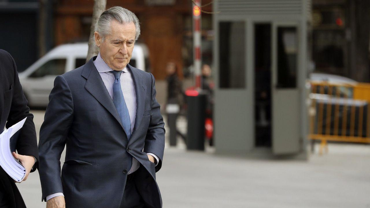 Pelayo Novo Real Oviedo.José Antonio Moral Santín gastó 456.522 euros con la tarjeta opaca al fisco de Caja Madrid