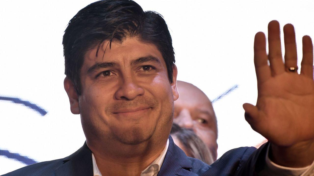 .Carlos Alvarado tendrá que reactivar la economía y frenar la pobreza y la desigualdad