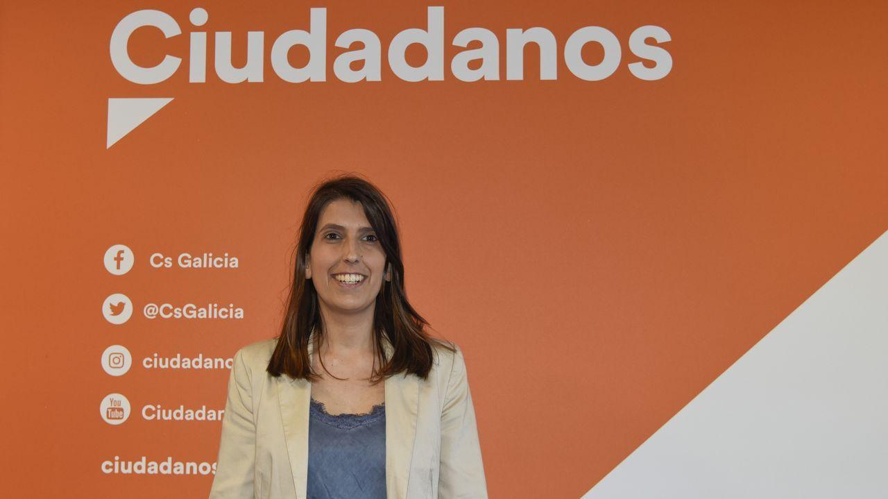 La PAH paraliza un desahucio en Oviedo.Audiencia Provincial de Oviedo