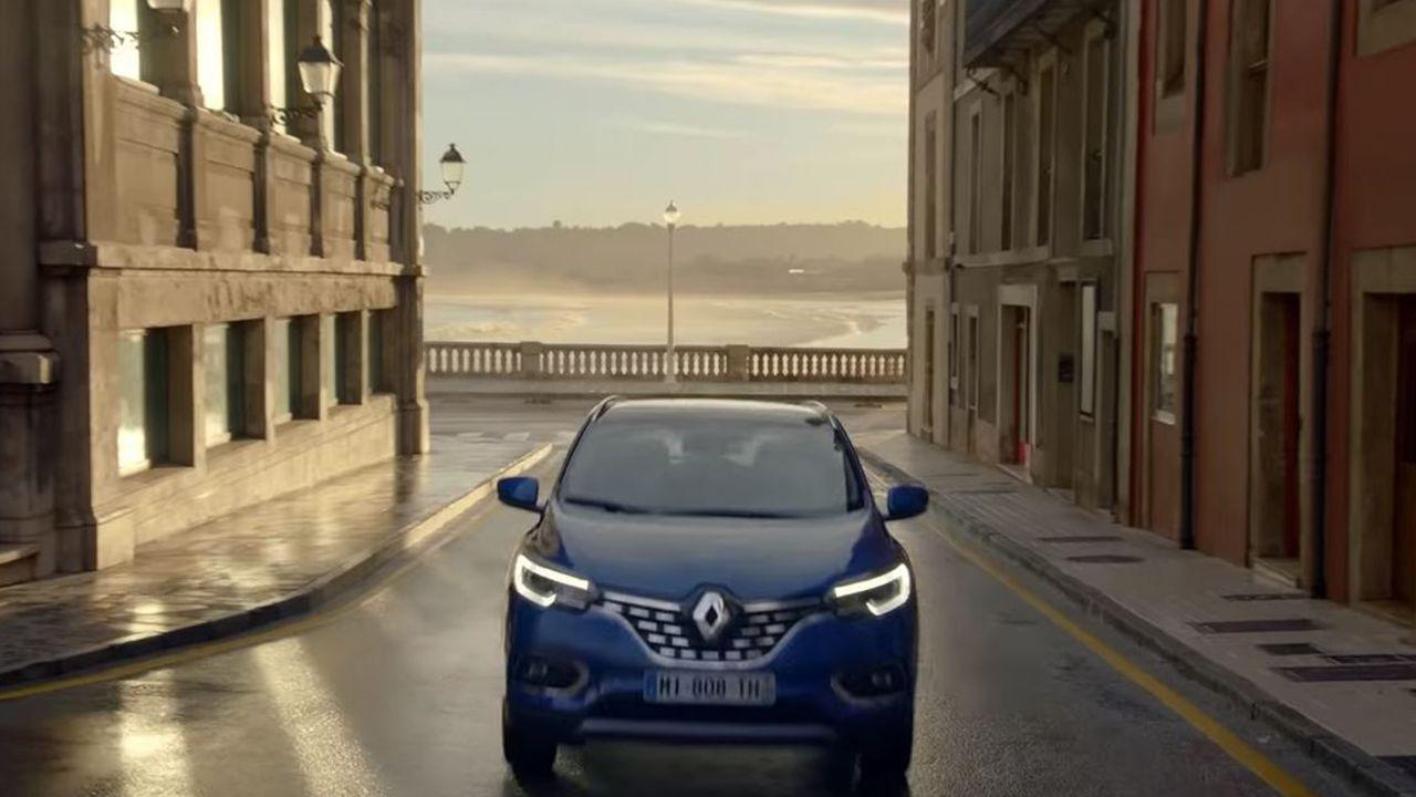 anuncio de Renault con paisajes asturianos