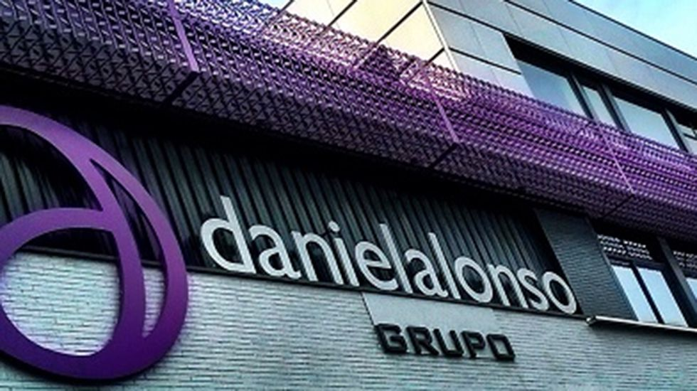 Baterías de coque de la planta de Arcelor en Gijón.Grupo Daniel Alonso