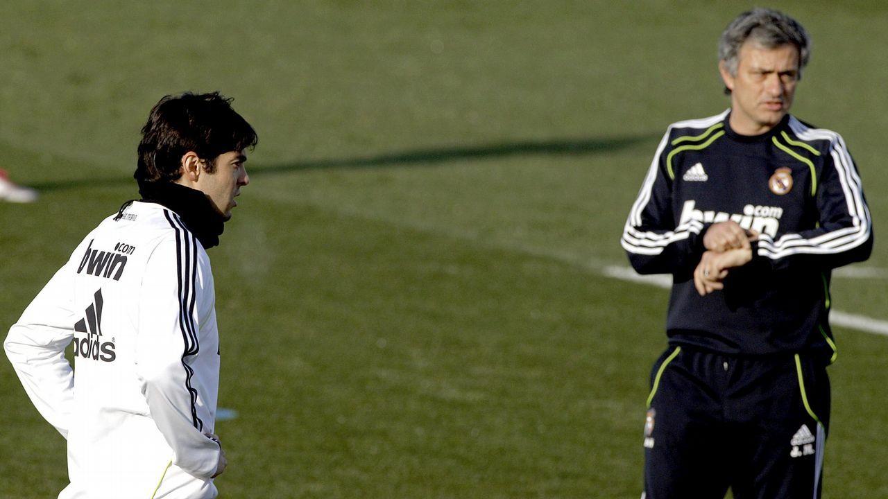 Kaka: «Me pasé tres años intentando convencer a Mourinho»