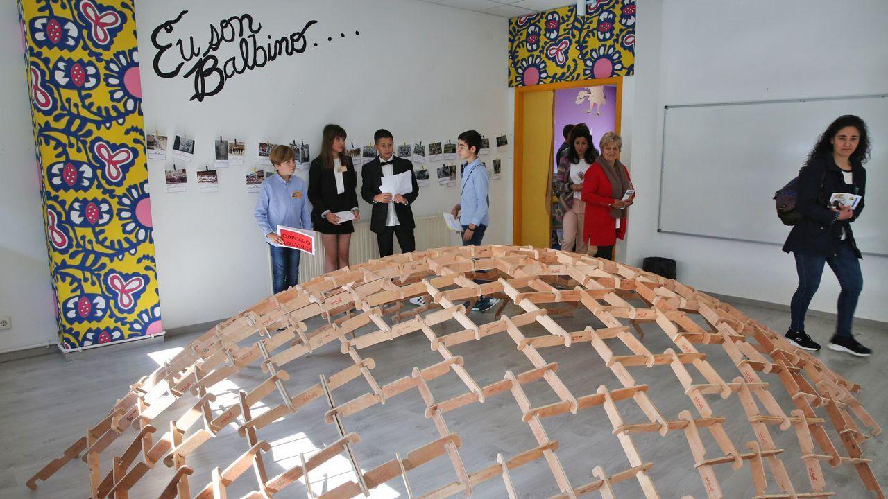 Las imágenes del Triatlón Popular Concello de Cambados.Seehofer se dirige a una reunión con su grupo