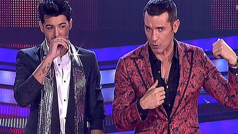 Pau Piqué, Maika Barbero, Rafa Blas y Jorge González aspiran a convertirse esta noche en la mejor voz del país.