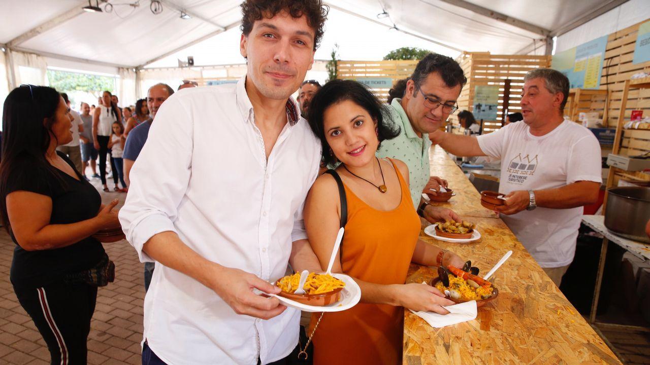 Búscate en la Festa da Ameixa de Campelo, en Poio.