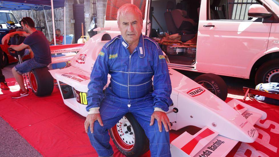 Fernando Alonso, durante el gran premio de Rusia