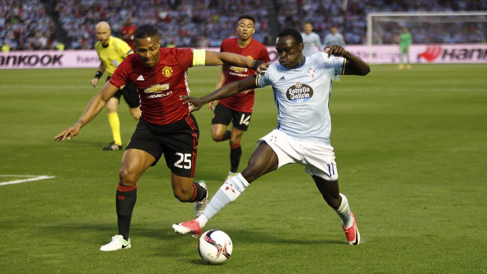 Celta - Manchester United, en imágenes