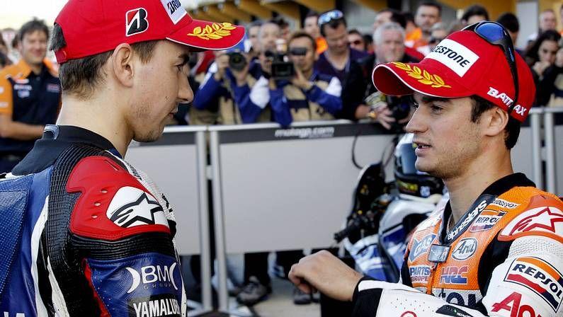Premios 40 Principales.Márquez, Pedrosa, Lorenzo y Rossi parten como favoritos en el Mundial de MotoGP.
