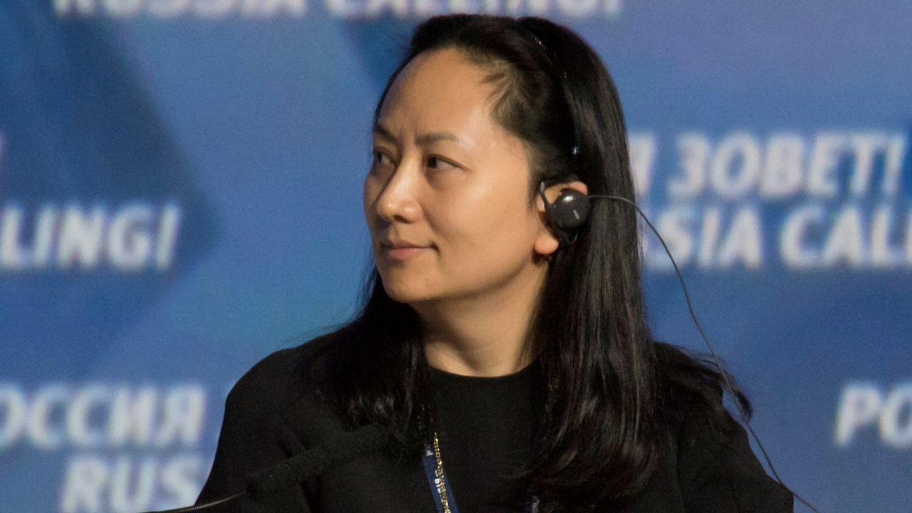 Meng está acusada de espionaje y su detención ha disparado la tensión entre China y Canadá