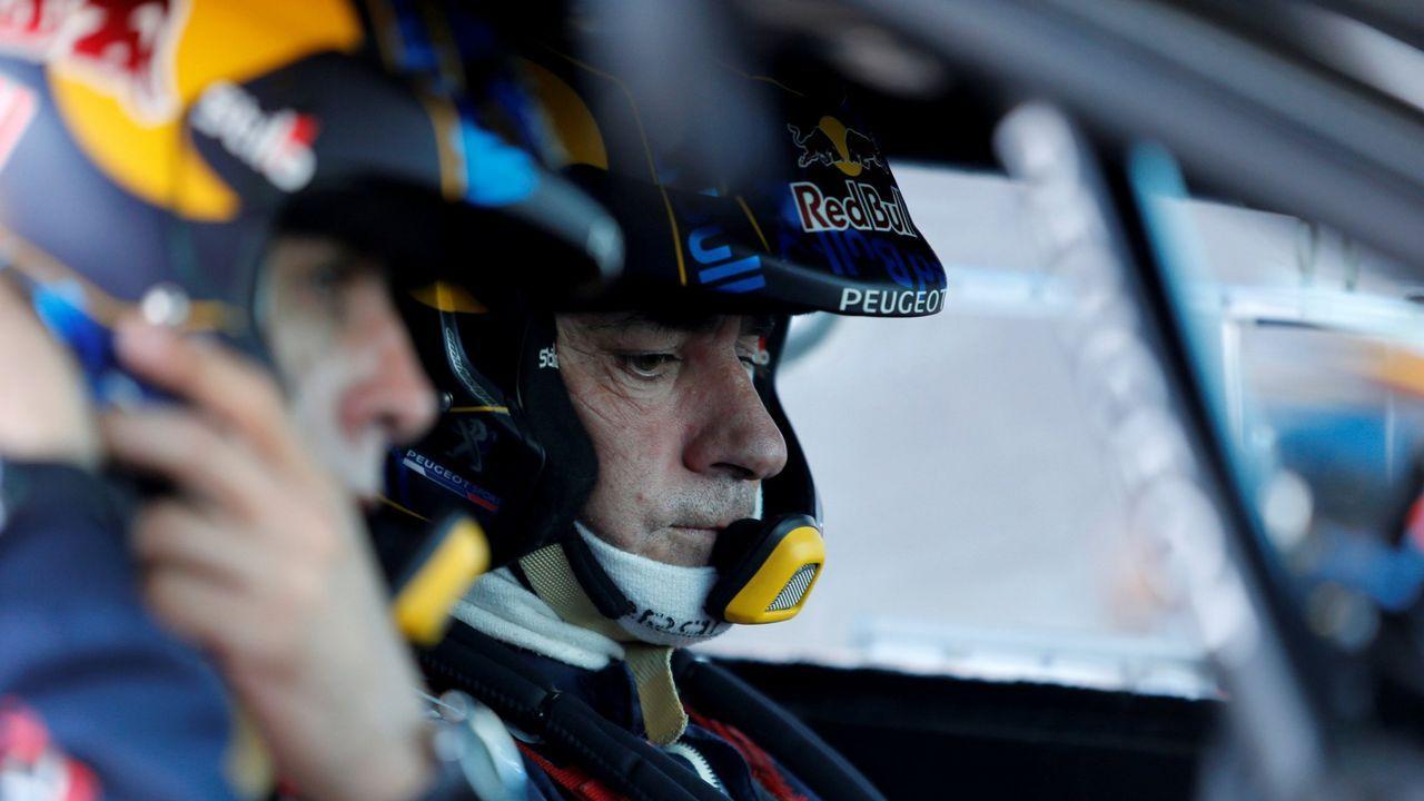 El bolido con el que Fernando Alonso correrá las 24 horas de Le Mans