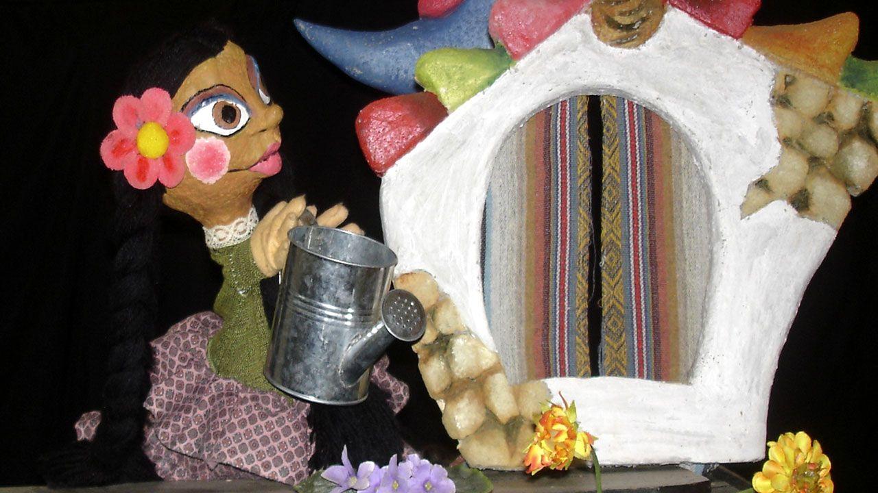 «La niña que riega la albahaca», de Bailadera Teatro