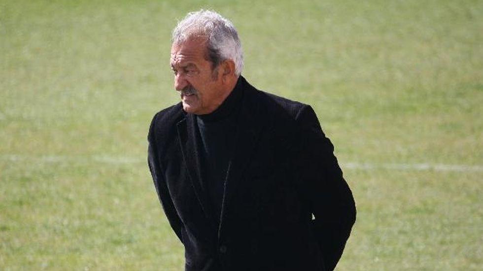 Borja Valle, en su etapa en Ourense